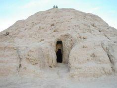 ASSUR - Entrée de la Ziggourat