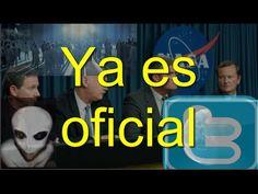 La noticia del primer contacto extraterrestre se dará por twitter