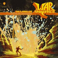 The Flaming Lips - At War With The Mystics on 180g 2LP