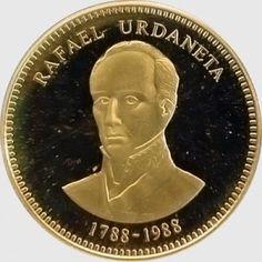 [1988] Bicentenario del Nacimiento del General Rafael Urdaneta