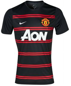 Manchester United Black Squad Pre match Top 2013 - 2014.jpg (836×1010)