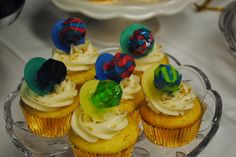Juli Jacklin's Cupcakes