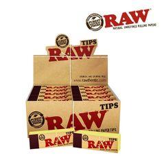 Boîte de Filtre Raw © en carton