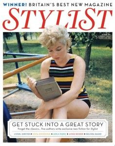 Stylist magazine - august 2011