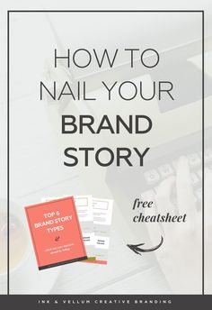 Learn the top six most effective brand storytelling techniques that entrepreneurs can use to take their brand identity to new levels. Plus, steal my cheatsheet that gives you specific brand voice tips and other branding strategy tricks for each brand story type. #branding #brandidentity #brandingstrategy #brandvoice Branding Your Business, Personal Branding, Creative Business, Business Tips, Online Business, Graphic Design Software, Graphic Design Tips, Storytelling Techniques, Brand Archetypes