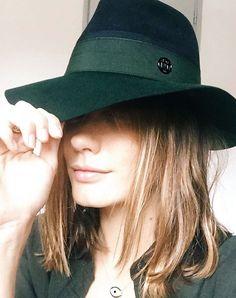 Les chapeaux Maison Michel ont quelque chose d'irrésistible !