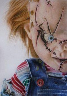 curse of CHUCKY by A-D-I--N-U-G-R-O-H-O.deviantart.com on @deviantART