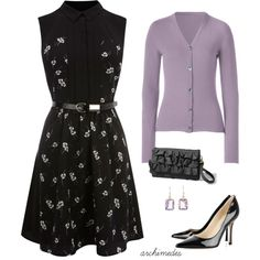 """Lavender Fields"" by archimedes16 on Polyvore"