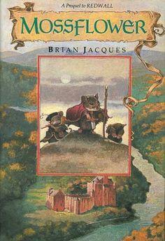 Mossflower (Redwall, #2) - Brian Jacques