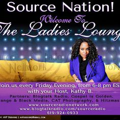 Source Nation! Join us LIVE in about 30 minutes. We have 2 special guests in the studio. Keba Green & Alisa Boykin. Two dynamic women making moves in the Business Industry.  www.blogtalkradio.com/sourceradio & 619-924-0933 @DreamGirlz10     @boykin_lisa