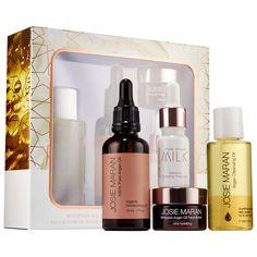 Shop Josie Maran's Nourishing Argan Oil Skincare Collection at Sephora.