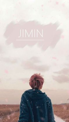Wallpaper spring day jiminie