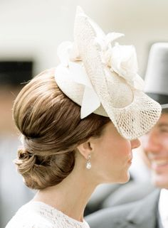 The Duchess of Cambridge attends day 2 of Royal Ascot at Ascot Racecourse on June 15, 2016 in Ascot, England.