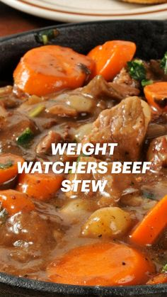 Beef Stew Crockpot Easy, Homemade Beef Stew, Vegetarian Crockpot Recipes, Easy Meat Recipes, Slow Cooker Recipes, Ww Recipes, Homemade Food, Copycat Recipes, Dinner Recipes
