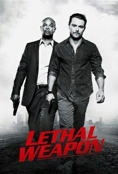 Lethal weapon the series