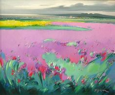 Landscape, Painting, Google, Fields, Abstract, Paintings, Artists, Colors, Drawings