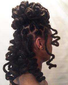 Dreadlock Styles, Dreads Styles, Curly Hair Styles, Natural Hair Styles, Dreadlock Hairstyles, Braided Hairstyles, Cool Hairstyles, African Hairstyles, Hairdos