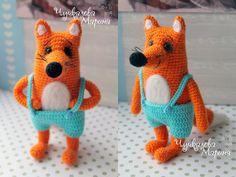 Amigurumi Fox Shorts-Free Pattern