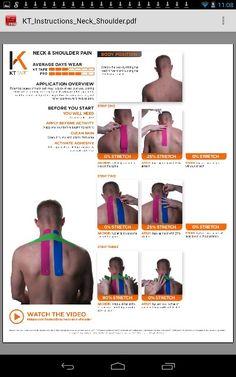 Neck and shoulder