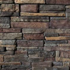 BuildDirect®: Black Bear Pallets Manufactured Stone - Ledge Stone