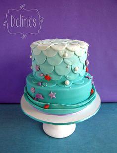 Una torta bajo el mar… | Delinés