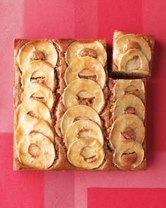 Triple Apple Cake recipe