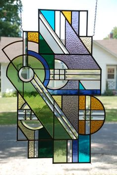 Corrie Stained Glass