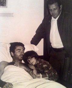 Fran Rivera con Paquirri y Ordóñez