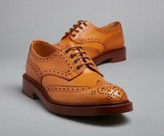 Bourton - COUNTRY SHOES - Men | The Original Handmade English Country Shoes and Boots by Tricker's