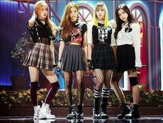 Kpop Outfit Gallery best stage outfits of ggs allkpop forums Kpop Outfit. Here is Kpop Outfit Gallery for you. Kpop Outfit outfit ideas for. Korean Fashion Kpop, Blackpink Fashion, Asian Fashion, Moda Kpop, Blackpink Outfits, Kpop Fashion Outfits, Kpop Mode, Vintage Outfits, Black Pink Kpop