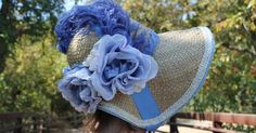 Decor To Adore: Creating a Regency Era Bonnet from a Modern Straw Hat