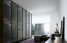 Poliform is an Italian modern furniture company featuring luxury wardrobes and closets. See more products from Poliform at Richlin International.