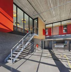 Fire Station / Van Rooijen Nourbakhsh Architecten