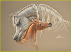 Horse Face, Horses, Painting, Animals, Equine Art, Photography, Painted Horses, Animales, Animaux