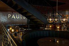 Art Deco Style at the Haymarket by Scandic in Stockholm - Nordic Design Haymarket Hotel, Restaurant Design, Restaurant Bar, Stockholm, Restaurants, Nordic Design, Hanging Lights, Architecture, Cafes