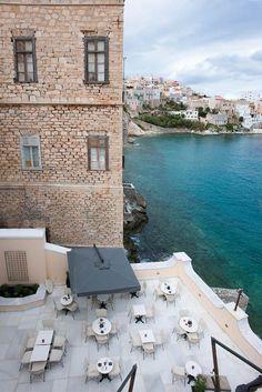 syros, greece//