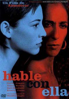 #Spanish #Film Hable con ella / Directed by Pedro Almodóvar