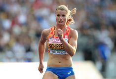 #EKatletiek2018 #BRONS #vrouwen #100mtr Dafne Schippers heeft haar fletse seizoen niet kunnen kleuren met goud op de 100 meter bij de EK atletiek. De Utrechtse atlete werd in het monumentale Olympisch Stadion van Berlijn onttroond als Europees kampioene op het koningsnummer. (di 7 aug 2018) Dafne Schippers, Track And Field, Female Athletes, White Girls, Pose Reference, Sports Women, Fit Women, Casual Outfits, Health Fitness