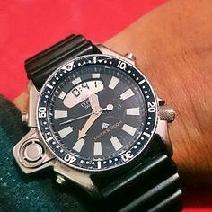 eb30417c4c3 Citizen Promaster Aqualand. Relógios Legais