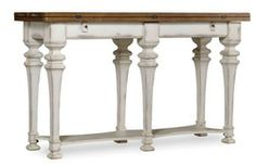 Flip Top Sofa Table - Chic Coterie - Collections - By Hooker Furniture (5149-80161)