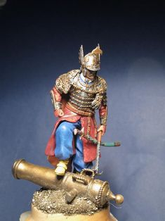 Winged Hussar Rotamaster toy soldiers for collectors