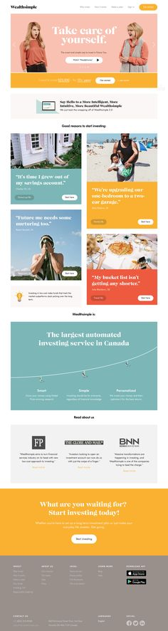 On the Creative Market Blog - Color Palettes in Web Design: The Combinations Behind 30 Stunning Sites