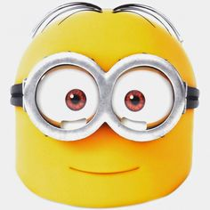 Yellow Minion Printable Cut Out Free Printable Mask.