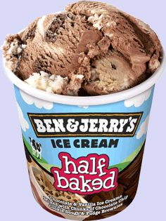 Ben and Jerry's Ice Cream Buffet