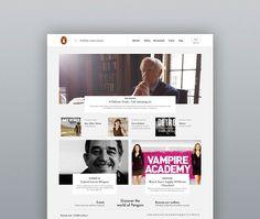 Penguin Random House on Behance