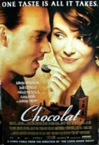 Johnny Depp and Juliette Binoche in Chocolat Johnny Depp Biography, Love Movie, Movie Tv, Netflix Movies, Judi Dench, Movies Worth Watching, Chick Flicks, Movie Releases, Hollywood Actor