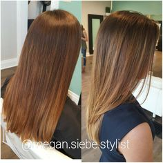 The Bend Salon • Barber - Webster Groves, MO - Beautiful, sun-kissed #balayage by Megan!