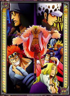 One Piece - September/October 2014