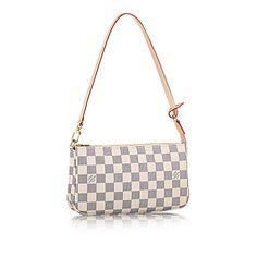 Pochette Accessoires Damier Azur Canvas - Handbags   LOUIS VUITTON