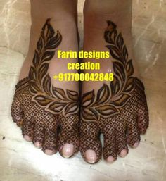 leg mehndi Palm Henna Designs, Latest Arabic Mehndi Designs, Mehndi Designs Feet, Legs Mehndi Design, Mehndi Design Pictures, Beautiful Mehndi Design, Henna Tattoo Designs, Bridal Mehndi Designs, Arabic Design